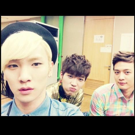 Key Woohyun Minho 210313